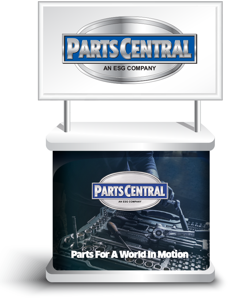 Parts Central Booth