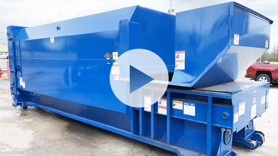SC2 Trash Compactor Video